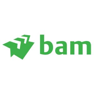 BAM Bouw en techniek logo